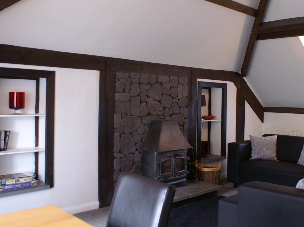 Self Catering Accommodation Exmoor North Devon heddon Apartment 8